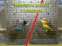 Moonboard Contest в Limestone